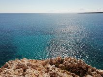 Travel Greece amazing view stock photography