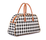 Travel handbag Stock Image