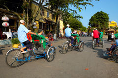 Travel Hoian Hoi An,Vietnam old town Royalty Free Stock Photo