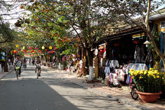 Travel Hoian Hoi An,Vietnam old town Stock Image