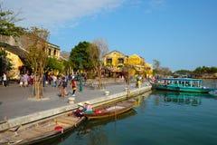 Travel Hoian Hoi An,Vietnam old town Stock Photos