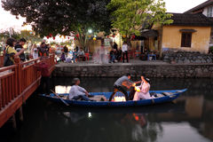 Travel Hoian Hoi An,Vietnam old town Royalty Free Stock Image