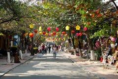 Travel Hoian Hoi An,Vietnam old town Stock Photo