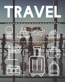 Travel Holiday Journey Exploration Graphic Concept Stock Photo