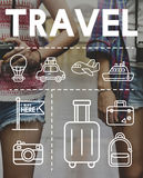 Travel Holiday Journey Exploration Graphic Concept Royalty Free Stock Photo