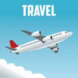 Travel icon design Royalty Free Stock Images