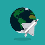 Travel icon design Royalty Free Stock Photography