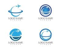 Travel icon logo design vector.  vector illustration