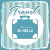 Travel icon Royalty Free Stock Photos