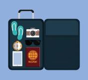 Travel icons design Royalty Free Stock Photo