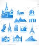 Travel Icons. Set 3 Stock Photos