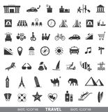 Travel Icons. Stock Photography