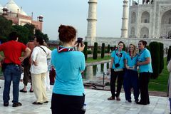 Travel India Royalty Free Stock Photography