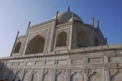 Travel India - Taj Mahal palace. The Taj Mahal palace in India at Autumn time Stock Photos
