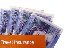 Travel Insurance Stock Photo