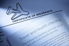 Travel Insurance Health stock photo