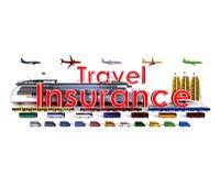 Travel insurance concept Royalty Free Stock Photos