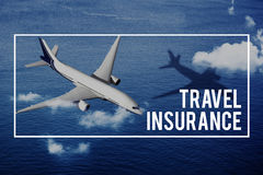 Travel Insurance Protection Vacation Security Tour Concept Royalty Free Stock Photo