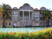 Travel Iran: Qavam house in Shiraz Stock Photo