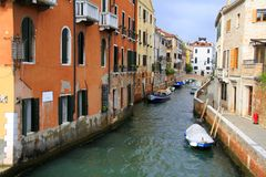 Travel Italia: Venice Royalty Free Stock Image