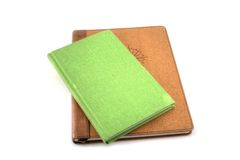 Travel Journals Stock Image
