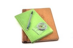 Travel Journals Royalty Free Stock Images