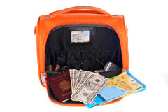 Travel kit Royalty Free Stock Image