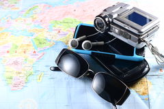 Travel Kit Stock Images