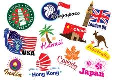 Travel landmark Stock Image