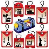Travel landmarks Stock Photos