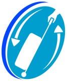 Travel logo Stock Photo