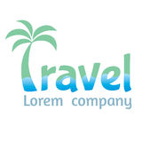 Travel logo Stock Photos