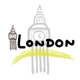 Travel London Royalty Free Stock Photos