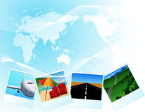 Travel_luggage Stock Images