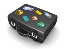 Travel luggage Royalty Free Stock Photo