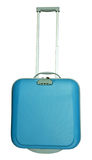Travel luggage isolated on the white background Stock Image
