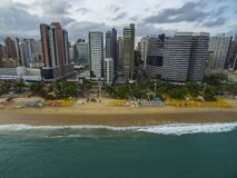 Travel memories. Travel memories of the city of Fortaleza, state of Ceara Brazil South America. Travel theme. Places to visit and. Remember stock photo
