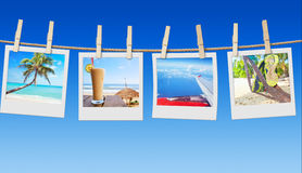 Travel memory Royalty Free Stock Image