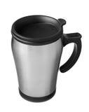 Travel mug Royalty Free Stock Photo