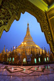 Travel in myanmar Royalty Free Stock Images