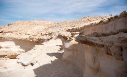 Travel in Negev desert, Israel Royalty Free Stock Image