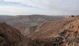 Travel in Negev desert, Israel Royalty Free Stock Photos