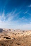 Travel in Negev desert, Israel Stock Images