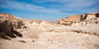 Travel in Negev desert, Israel Stock Images