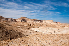 Travel in Negev desert, Israel Royalty Free Stock Images