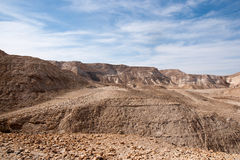 Travel in Negev desert, Israel Stock Photos