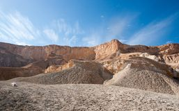 Travel in Negev desert, Israel Stock Photography