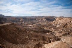 Travel in Negev desert, Israel Royalty Free Stock Images