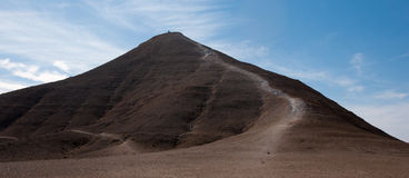 Travel in Negev desert, Israel Royalty Free Stock Photography