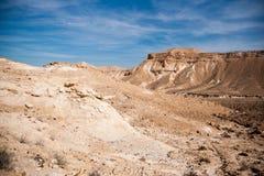 Travel in Negev desert, Israel Stock Image